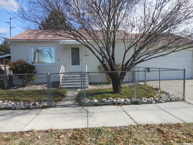 Single Family for Sale at 696 WAYNE Avenue 696 WAYNE Avenue Pocatello, Idaho 83201 United States