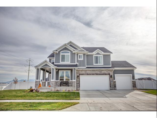 Single Family for Sale at 327 W 170 S 327 W 170 S Unit: 29 Vineyard, Utah 84058 United States