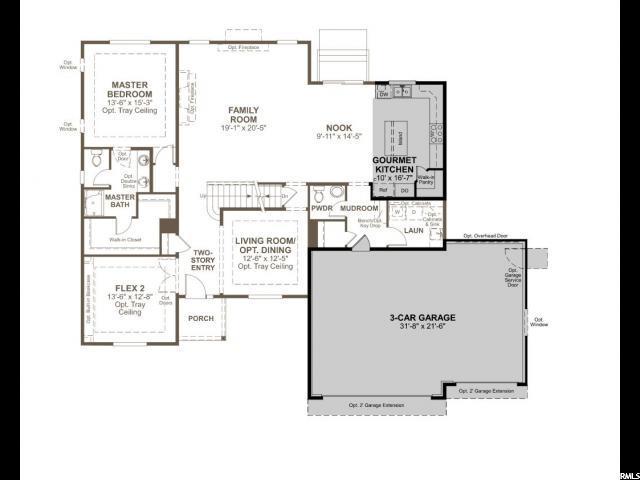 7247 W ANSEL AVE Unit 304 Herriman, UT 84096 - MLS #: 1491703