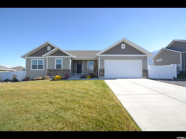 Single Family for Sale at 1602 N GRIZZLY WAY 1602 N GRIZZLY WAY Elk Ridge, Utah 84651 United States