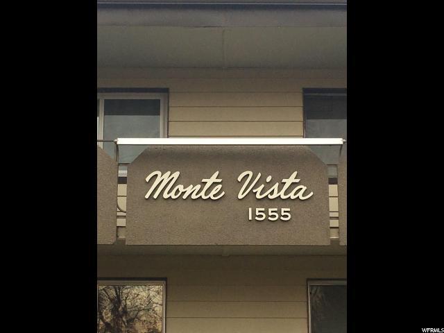 1555 E 3900 Unit 116 Salt Lake City, UT 84103 - MLS #: 1491759