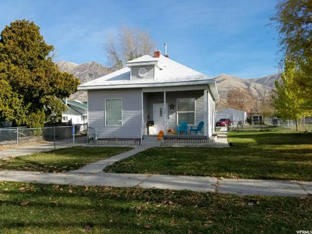 Single Family for Sale at 128 N 100 E 128 N 100 E Brigham City, Utah 84302 United States