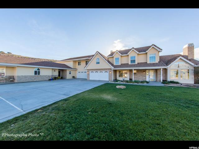Single Family for Sale at 1215 W EMERALD Drive 1215 W EMERALD Drive Diamond Valley, Utah 84770 United States