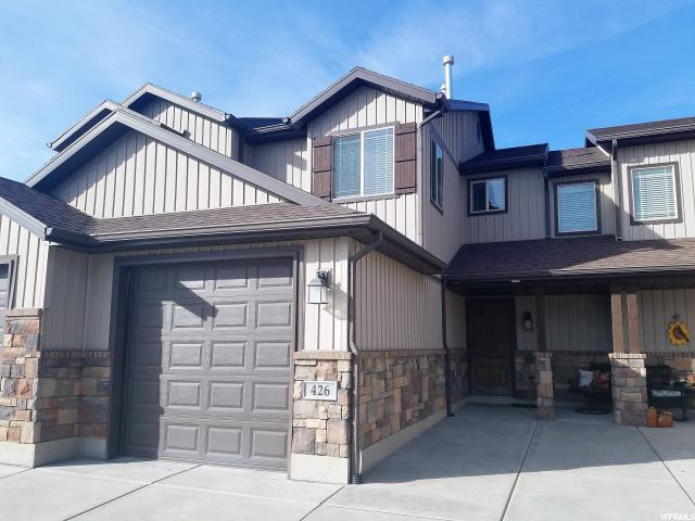 联栋屋 为 销售 在 426 E 1525 N 426 E 1525 N North Ogden, 犹他州 84404 美国