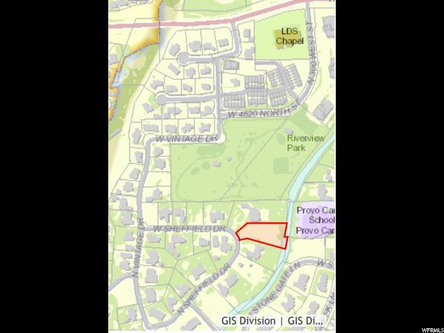 4412 N SHEFFIELD DR Provo, UT 84604 - MLS #: 1491831
