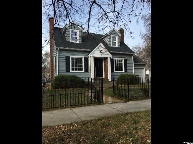 单亲家庭 为 销售 在 307 N 400 W 307 N 400 W Logan, 犹他州 84321 美国