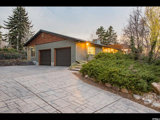 Single Family for Sale at 3746 E ADONIS Drive 3746 E ADONIS Drive Salt Lake City, Utah 84124 United States