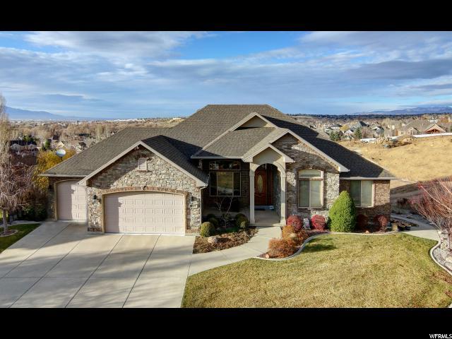 Single Family for Sale at 1827 E BEAR CLAW Circle 1827 E BEAR CLAW Circle Draper, Utah 84020 United States