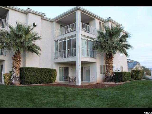 Condominio por un Venta en 1845 W CANYON VIEW Drive 1845 W CANYON VIEW DR Unit: 1001 St. George, Utah 84770 Estados Unidos