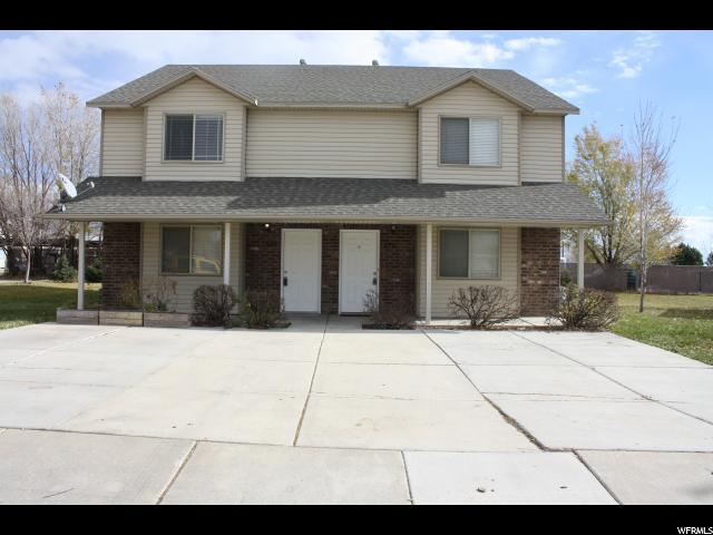 Twin Home for Sale at 570 N 100 E 570 N 100 E Vernal, Utah 84078 United States