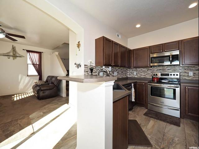 1131 N SERAPHIM CT Unit 2-1 Layton, UT 84041 - MLS #: 1492054