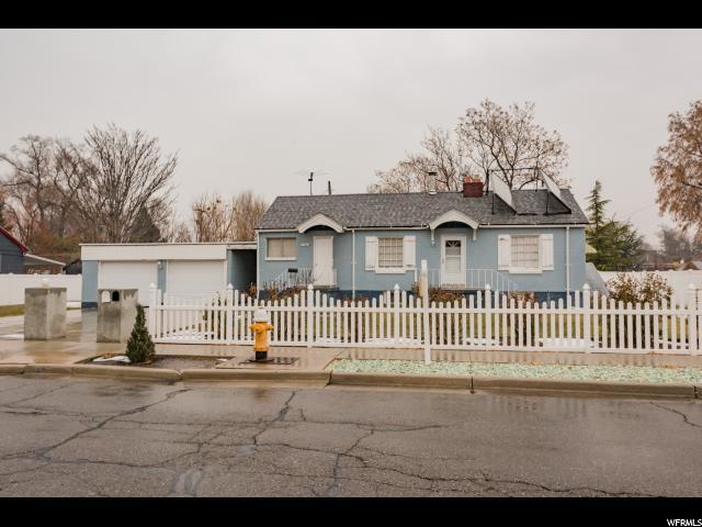 1741 S EDISON ST Salt Lake City, UT 84115 - MLS #: 1492065