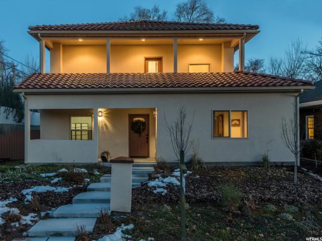 Unique la famille pour l Vente à 1440 E SIGSBEE Avenue 1440 E SIGSBEE Avenue Salt Lake City, Utah 84103 États-Unis