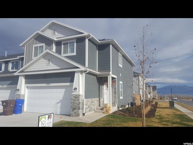 Townhouse for Sale at 7394 N COTTAGE Lane 7394 N COTTAGE Lane Eagle Mountain, Utah 84005 United States