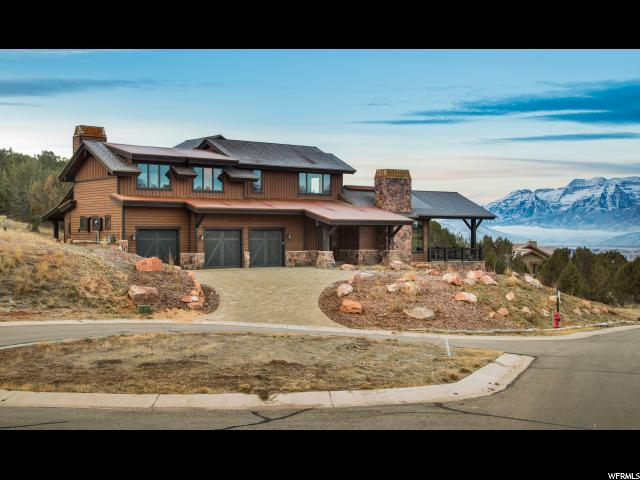 Additional photo for property listing at 280 N RED LEDGES BLVD (LOT 126) 280 N RED LEDGES BLVD (LOT 126) Heber City, Utah 84032 United States