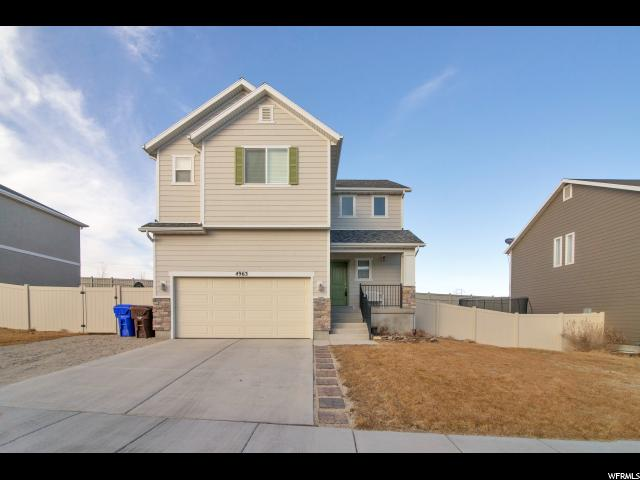 4963 E BROKEN ARROW LN, Eagle Mountain UT 84005