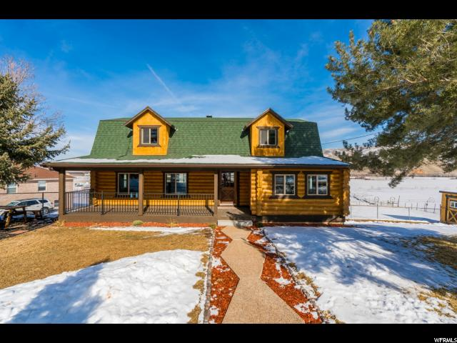 Single Family للـ Sale في 1775 S HENEFER Road 1775 S HENEFER Road Henefer, Utah 84033 United States