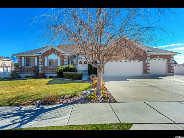 Single Family for Sale at 11567 S JORDAN FARMS Road 11567 S JORDAN FARMS Road South Jordan, Utah 84095 United States