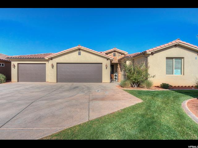 Single Family for Sale at 3800 N PARADISE VILLAGE Drive 3800 N PARADISE VILLAGE Drive Unit: 3 Santa Clara, Utah 84765 United States