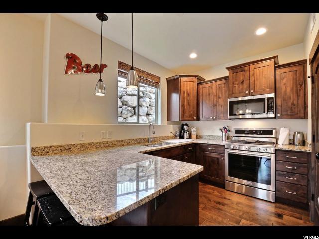 Appartement en copropriété pour l Vente à 14345 BUCK HORN Trail 14345 BUCK HORN Trail Unit: E Heber City, Utah 84032 États-Unis