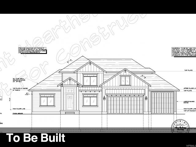 1632 W WIDGEON LN Unit 304 Bluffdale, UT 84065 - MLS #: 1492341