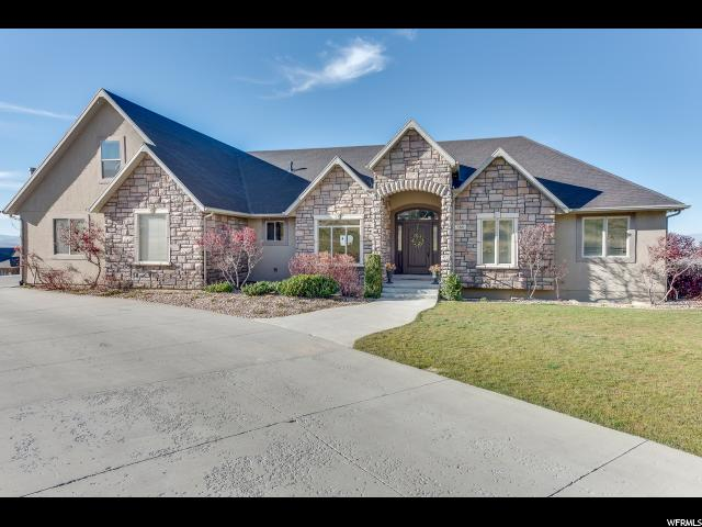 Single Family for Sale at 11152 S 200 W 11152 S 200 W Woodland Hills, Utah 84653 United States