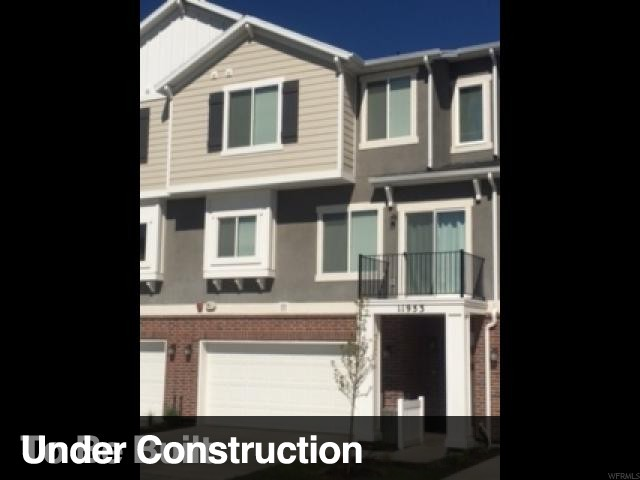 Townhouse for Sale at 5379 W MOUNT MACLURE Place 5379 W MOUNT MACLURE Place Unit: 332 Herriman, Utah 84096 United States