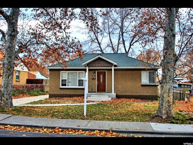 1602 E 3045 S, Salt Lake City UT 84106