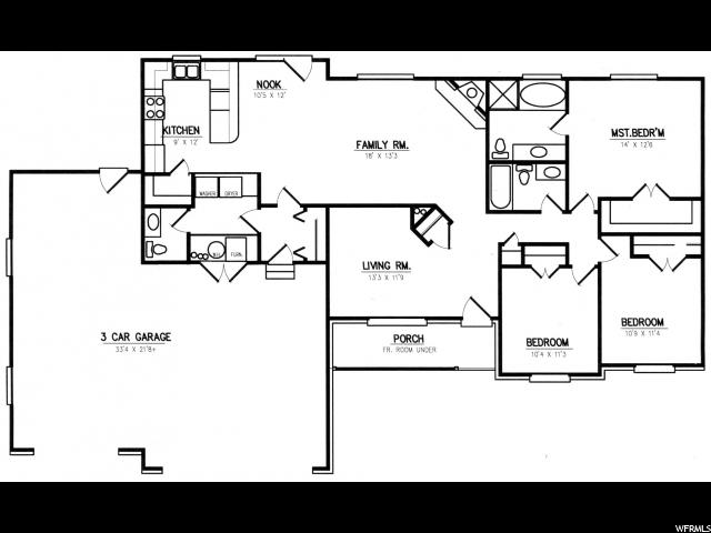 4172 W 2400 Unit 25 Corinne, UT 84307 - MLS #: 1492408