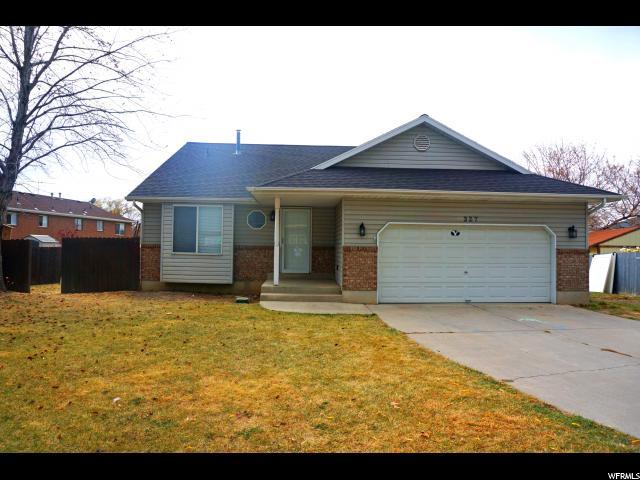 Single Family for Sale at 327 W 550 N 327 W 550 N Orem, Utah 84057 United States