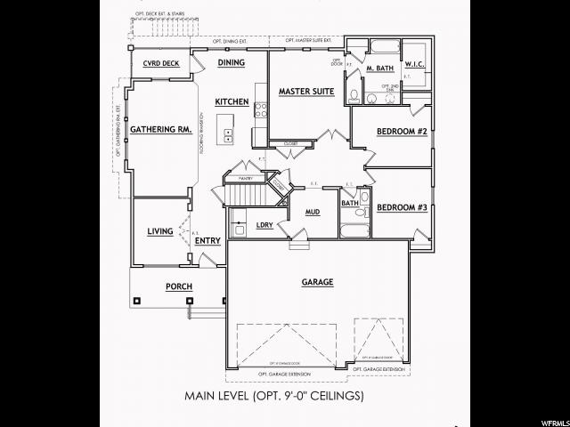883 N LEGACY PARK DR Unit MORGAN Spanish Fork, UT 84660 - MLS #: 1492430