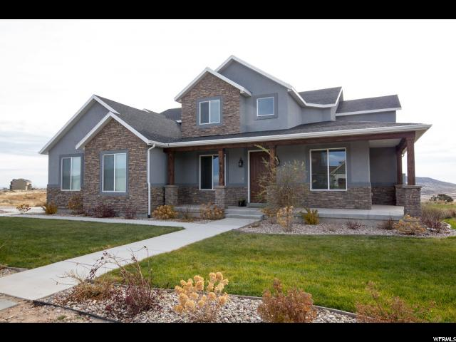 Single Family for Sale at 4273 W SKYLINE DR Drive 4273 W SKYLINE DR Drive Maeser, Utah 84078 United States