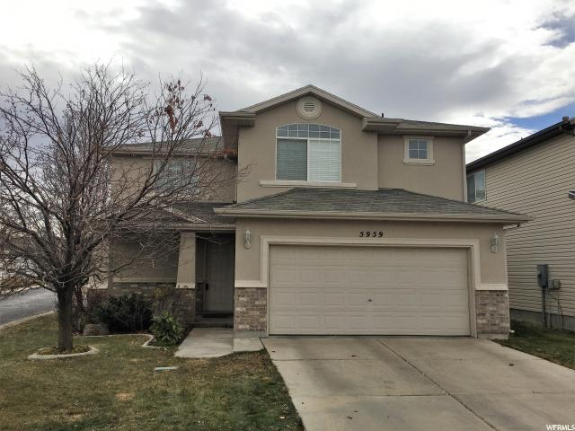 5959 W FIRENZE PL, West Jordan UT 84081