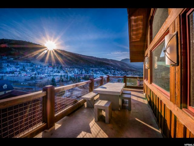 Maison accolée pour l Vente à 345 DEER VALLEY Drive 345 DEER VALLEY Drive Unit: 5 Park City, Utah 84060 États-Unis