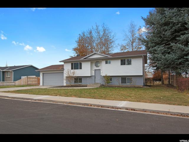 Single Family for Sale at 1693 N 1030 W 1693 N 1030 W Orem, Utah 84057 United States
