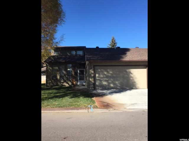 17 W ASHLEY PARK DR Vernal, UT 84078 - MLS #: 1492541