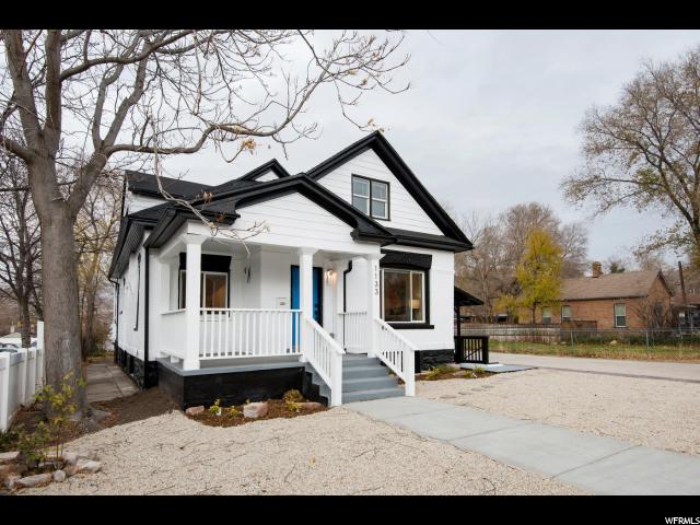1133 E 1700 Salt Lake City, UT 84105 - MLS #: 1492549