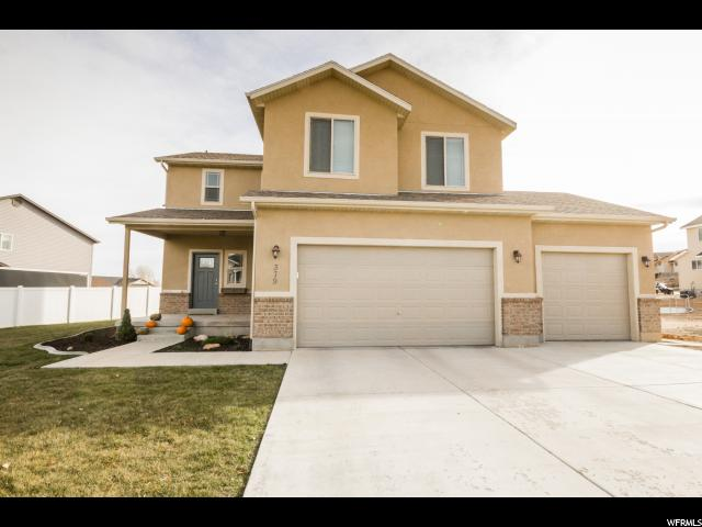 Single Family for Sale at 379 W 2800 S 379 W 2800 S Vernal, Utah 84078 United States
