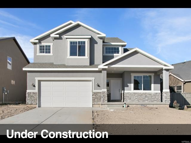 Single Family for Sale at 8401 N WESTERN GAILES Drive 8401 N WESTERN GAILES Drive Eagle Mountain, Utah 84005 United States