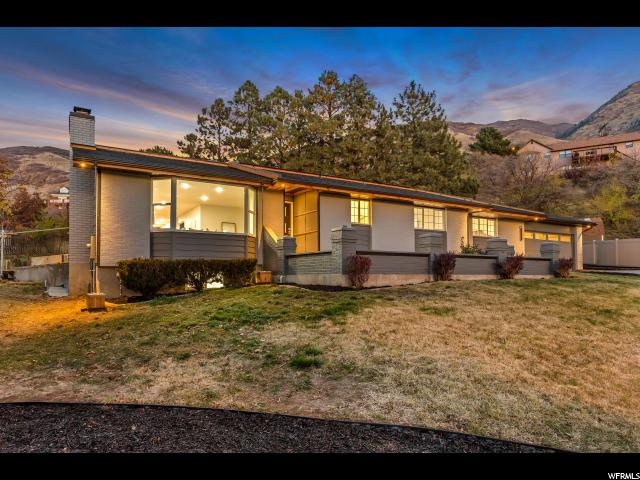 Single Family for Sale at 1725 E CHERRY Lane 1725 E CHERRY Lane Fruit Heights, Utah 84037 United States