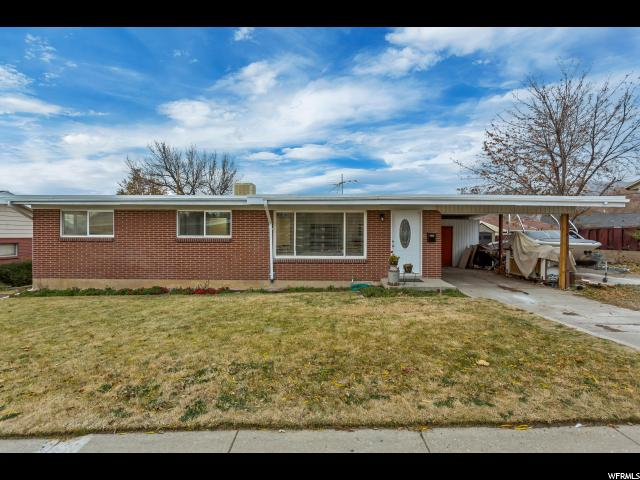 313 E 1700 S, Bountiful UT 84010