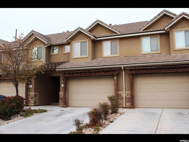 Townhouse for Sale at 1000 E BLUFFVIEW Drive 1000 E BLUFFVIEW Drive Unit: 65 Washington, Utah 84780 United States