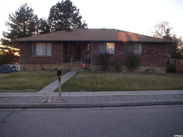 Один семья для того Продажа на 4915 S 850 E 4915 S 850 E South Ogden, Юта 84403 Соединенные Штаты