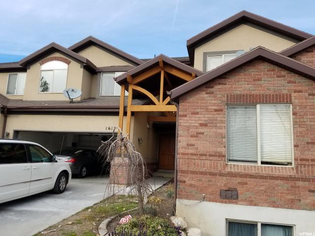شقة بعمارة للـ Sale في 1617 N PAGES PLACE Drive 1617 N PAGES PLACE Drive Bountiful, Utah 84010 United States