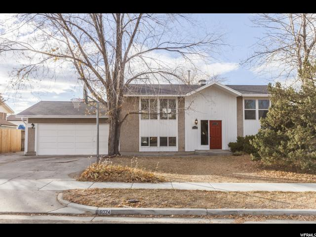 Single Family for Sale at 6024 DON QUIXOTE Drive 6024 DON QUIXOTE Drive Taylorsville, Utah 84129 United States