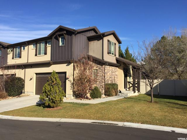 Townhouse for Sale at 4077 S OLIVIA VIEW Lane 4077 S OLIVIA VIEW Lane Salt Lake City, Utah 84107 United States