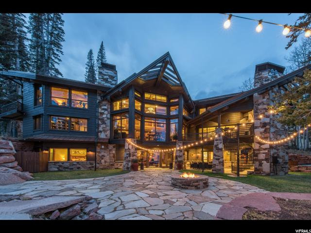 Unique la famille pour l Vente à 116 WHITE PINE CANYON Road 116 WHITE PINE CANYON Road Unit: 116 Park City, Utah 84060 États-Unis