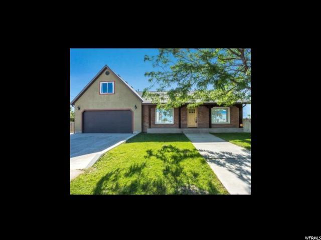 Один семья для того Продажа на 1016 N 1600 W 1016 N 1600 W Mapleton, Юта 84664 Соединенные Штаты