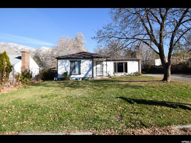 Один семья для того Продажа на 44 N 300 W 44 N 300 W Springville, Юта 84663 Соединенные Штаты
