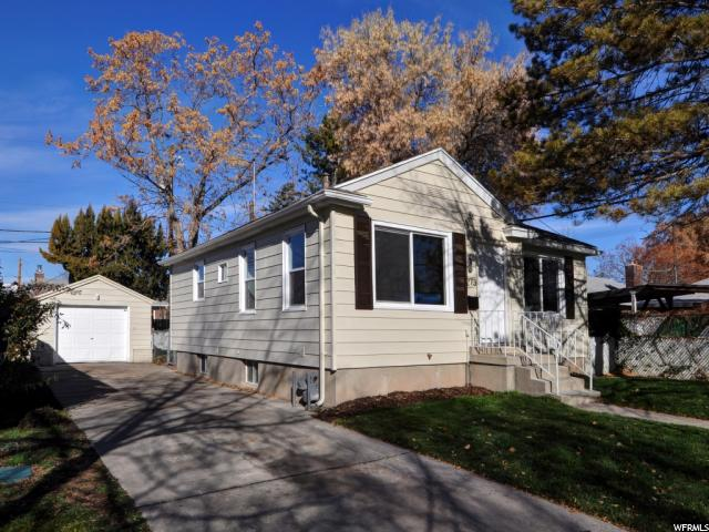 273 E ROSEWOOD AVE, Salt Lake City UT 84115